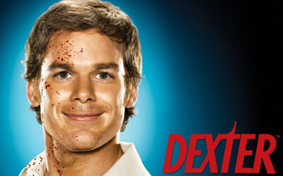 Michael C. Hall interpreta a Dexter
