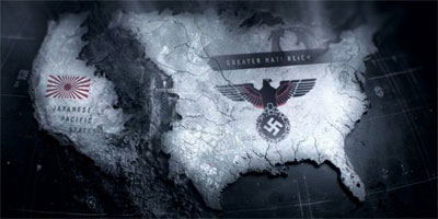 Mapa de The Man in The High Castle